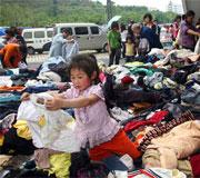 四川震区一组从未曝光过的照片