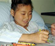 地震中的孩子们最坚强